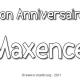 Bon anniversaire Maxence!