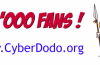Un demi-million de fans pour CyberDodo sur Facebook !