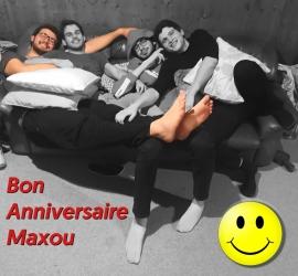 Maxence Martin a 24 ans!