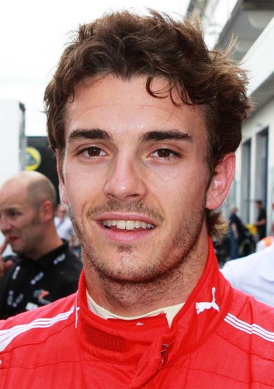 Jules Bianchi (Source)